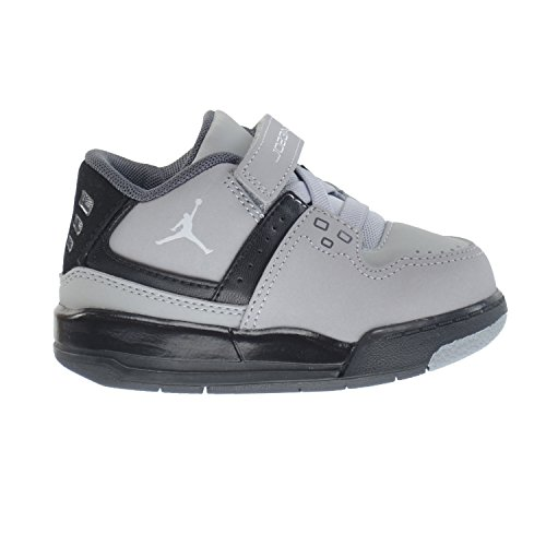 Jordan Flight 23 BT Baby Toddlers' Shoes Wolf Grey/Pure Platinum-Black-Clay Grey 317823-012 (6 M US)