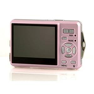 Vivitar ViviCam 5399 Underwater Pink Camera 5.0 Mega Pixels 2.4 TFT LCD Screen