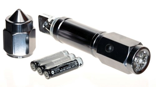 Se - Flashlight - 3 In 1, Auto Emergency, Led - Fl30408T
