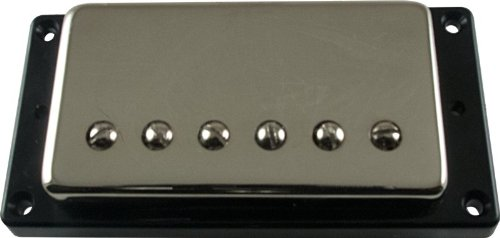 Pickup - Kent Armstrong, Icon Vintage 57 Humbucker (Alnico 3), Neck, Nickel Cover