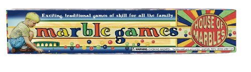 Classic Marble Games Set - 1