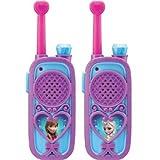 Disney Frozen KIDdesigns Chill 'n' Chat FRS 2-Way Radios