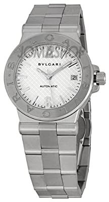 Bvlgari Diagono Classic Watch DG35C6SSD