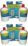 4 PACK Maytag UKF7003AXX PuriClean Refrigerator Filter by Water Sentinel