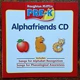 Houghton Mifflin Pre-K: Alphafriends CD Grade Pre K