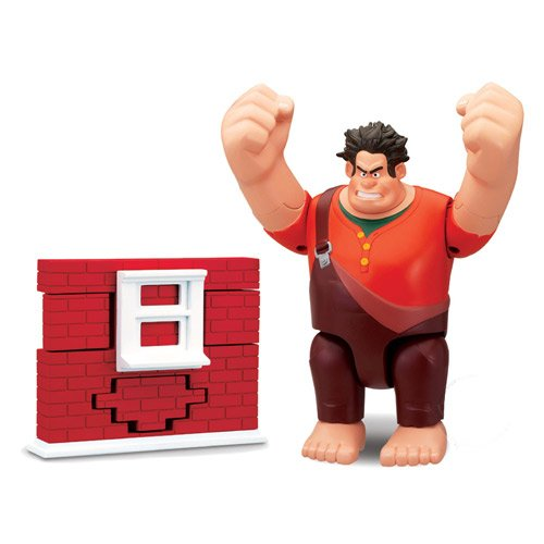 Wreck-it Ralph Wreck-It Ralph - Wall Smashing Action with Bricks (Wreck It Ralph Game Ds compare prices)