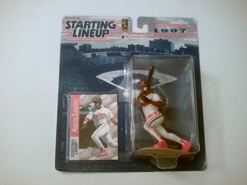 "Starting Lineup MLB ""Manny Ramirez"" 1997 Edition (Cleveland Indians) - 1"