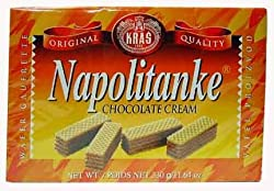 Napolitanke Chocolate Wafers 330g