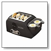 Egg & Muffin Toaster All In One