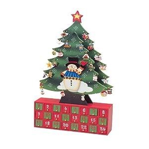 #!Cheap Christmas Tree Advent Calendar