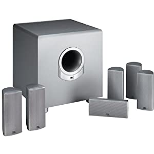 Affordable JBL SCS180.6 Complete 6.1 Channel Home Cinema Speaker System Online