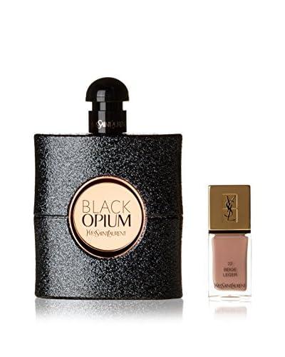 Yves Saint Laurent Profumo Donna 2 pezzi Opium Black