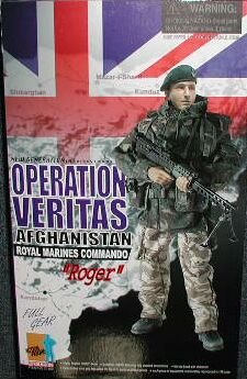 Picture of Dragon Roger Royal Marine Commando 12 inch Action Figure by Dragon (B000VMEMEM) (Dragon Action Figures)
