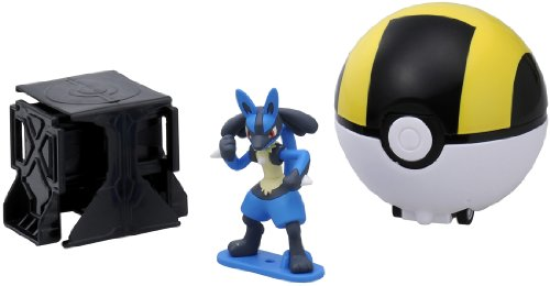 Super Pokemon Pokemon Lucario Getter Starter Set - 1
