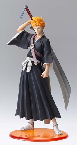 Bleach : Ichigo Kurozaki PVC Figure - 10