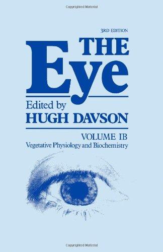 The Eye: Vegetative Physiology And Biochemistry
