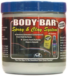 Gliptone Body Bar Spray and Clay System -- Step 1 (Gliptone Paint Sealant compare prices)