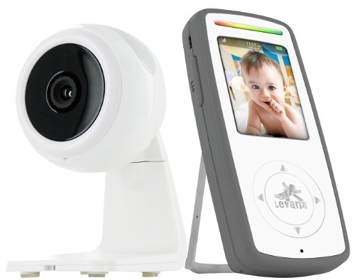 Levana Wireless Video Baby Monitor front-928479