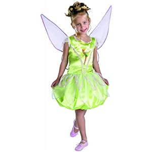Child Tinker Bell Deluxe Costume