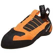 Scarpa Unisex Instinct S Climbing Series Climbing Shoe,Lite Orange,37.5 M EU /5.5 M US Men / 6.5 M US Women