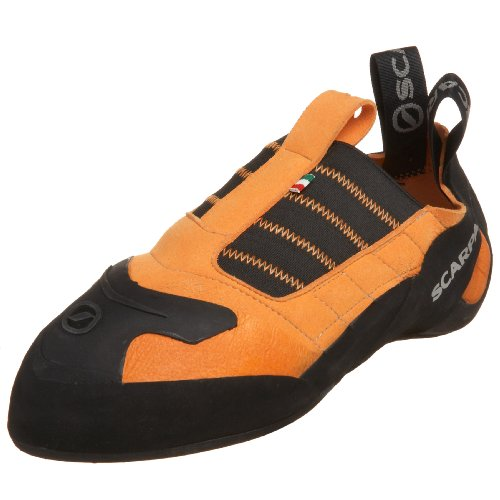 Scarpa Unisex Instinct S Climbing Series,Lite Orange,36 M EU /4.5 M US Men / 5.5 M US Women