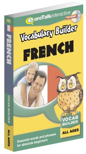 Vocabulary Builder - Learn French: for Children 4 & up