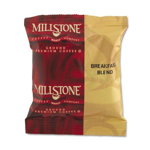 Millstone Gourmet Coffee, Breakfast Blend, 1 3/4 Oz Packet, 24/Carton