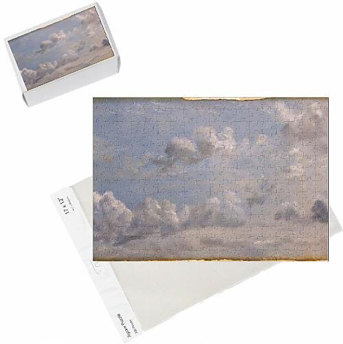 photo-jigsaw-puzzle-of-study-of-cumulus-clouds-1822-oil-on-paper-laid-down-on-panel