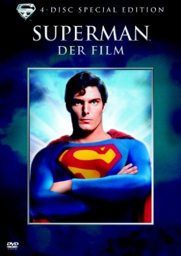 Superman - Der Film [Special Edition] [4 DVDs]
