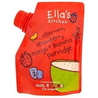 Ella S Kitchen Mango And Apple Porridge