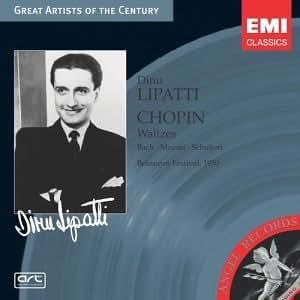 Dinu Lipatti: Waltzes (Besancon Recital 1950)