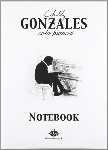 Gonzales Solo Piano 2 Note Book