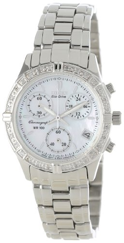 Citizen Women's FB1180-56D Eco-Drive Miramar Stainless Steel Sport Watch