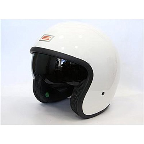 Casque origine sprint blanc brillant l - Origine OR002025