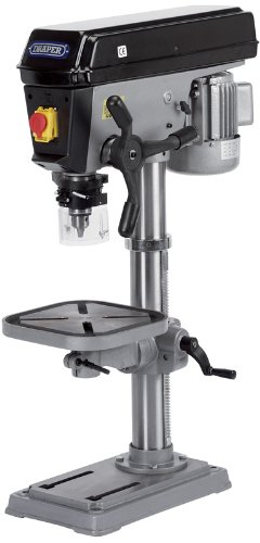 Draper 42640 230-Volt 650-Watt 16-Speed Heavy-Duty Bench Drill