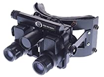 Night Owl Goggles - Binoculars 1 / 1 x - night vision - black