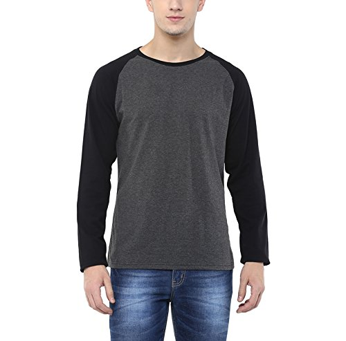 American-Crew-Mens-Solid-Full-Sleeves-Raglan-T-Shirt
