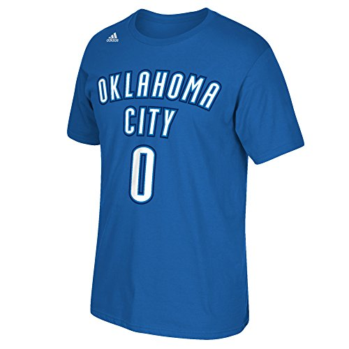 russell-westbrook-oklahoma-city-thunder-adidas-nba-player-mens-blue-t-shirt-chemise