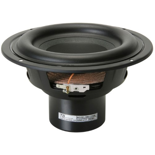 """Tang Band W6-1139Si 6-1/2"""" Subwoofer"""