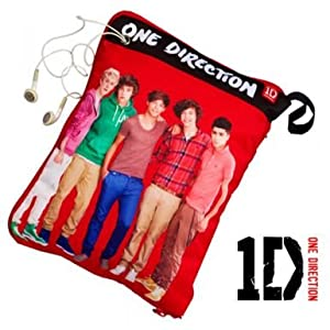 One Direction Secret Cushion from England