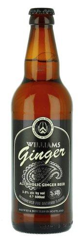 William Bros Brewing Co - Williams Ginger - United Kingdom - Clackmannanshire - 3.8%