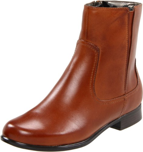 Hush Puppies Women's Filly Ankle Boot,Tan,8 M US