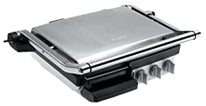 Breville 800GRXL Die-Cast Indoor Barbeque and Grill