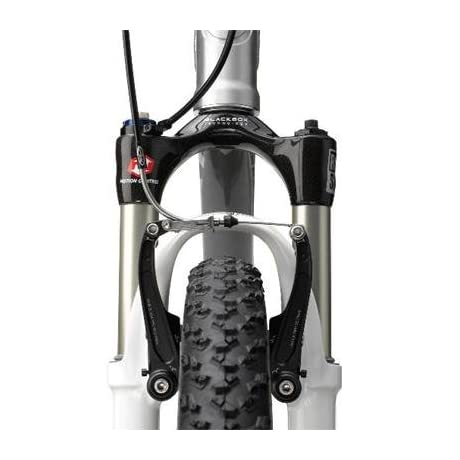 Avid Single Digit Ultimate Linear Pull Mountain Bicycle V-Brake Set - Black - 11.5311.198.000