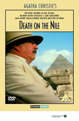 Agatha Christie's Death On The Nile [DVD]