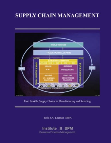 flexibility in supply chain management Influence analysis of supply chain management and supply chain flexibility to competitive advantage and impact on company performance of.