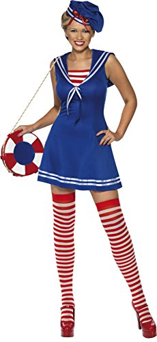Sailor Cutie Costume Woman Fancy Dress