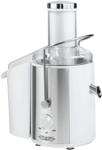 BELLA 13454 Juice Extractor, White with Stainless Steel (Bella Cucina Parts compare prices)