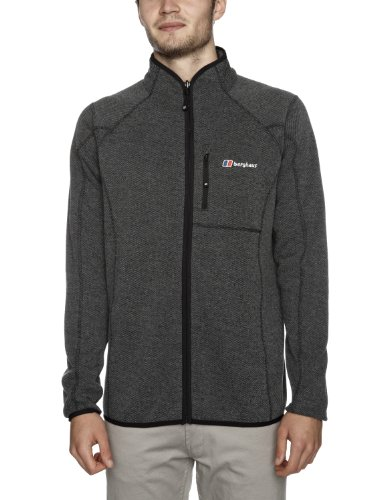 Berghaus Spectrum Optic Men's Fleece - Black, Medium