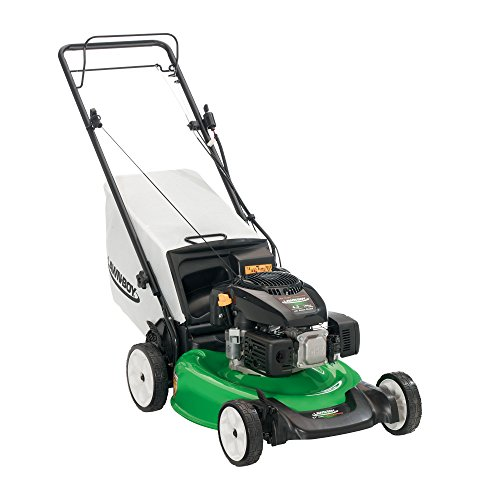 Lawn-Boy 10734 Kohler Electric Start Self Propelled Gas Walk Behind Mower, 21-Inch